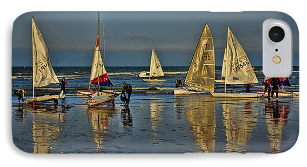 Broadstairs Sailing IPhone Case