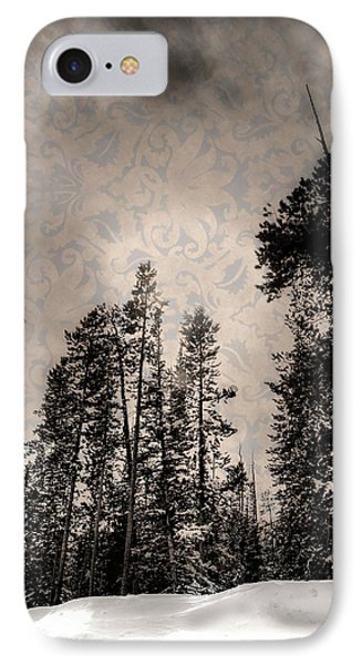 Brocade Sky IPhone Case