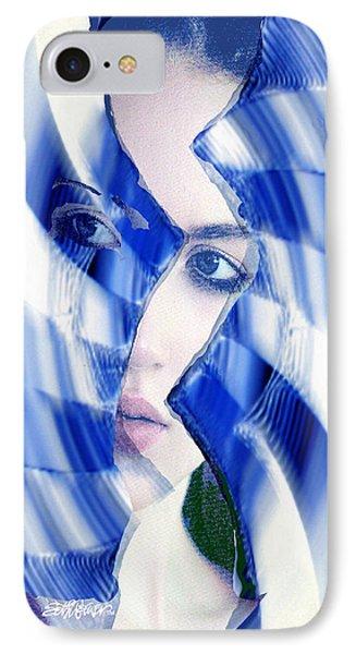 Broken Mirror Broken Dreams IPhone Case