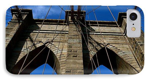 Brooklyn Bridge Ny IPhone Case