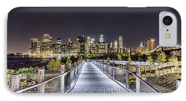 Brooklyn Bridge Park IPhone Case