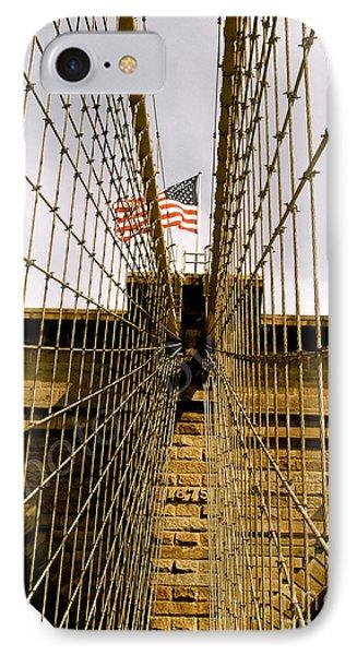 Brooklyn Bridge IPhone Case