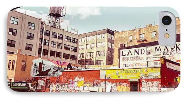 Brooklyn - New York City - Williamsburg IPhone Case