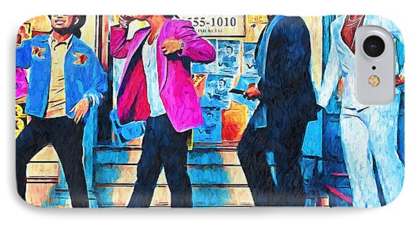 Bruno Mars - Uptown Funk 8 IPhone Case