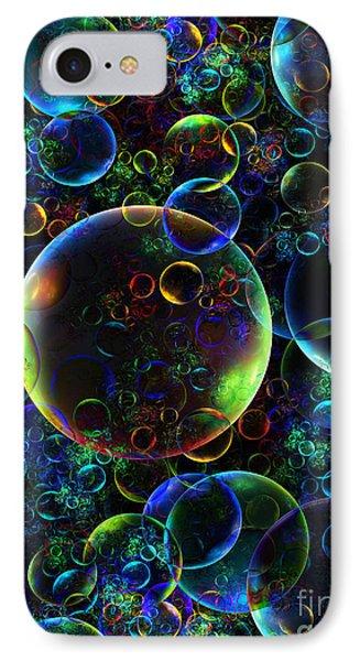 Bubbles Orgy 2 IPhone Case