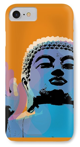 Buddha Pop Art - Warhol Style IPhone Case