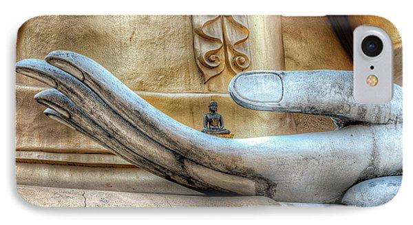 Buddha's Hand IPhone Case