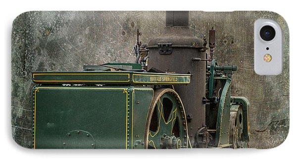 Buffalo Springfield Steam Roller IPhone Case