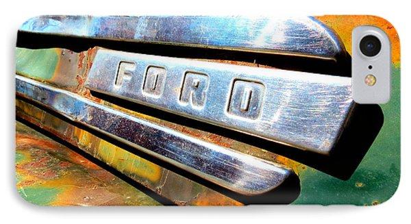 Built Ford Tough IPhone Case