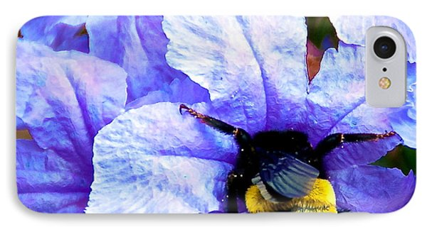 Bumblebee Brunch IPhone Case