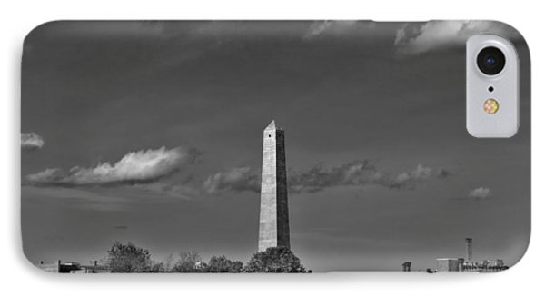 Bunker Hill Monument 4 IPhone Case