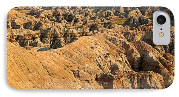 Burns Basin Overlook Badlands National Park IPhone Case