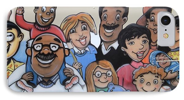 Bus Art IPhone Case