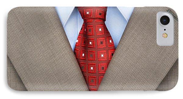 Business Suit IPhone Case