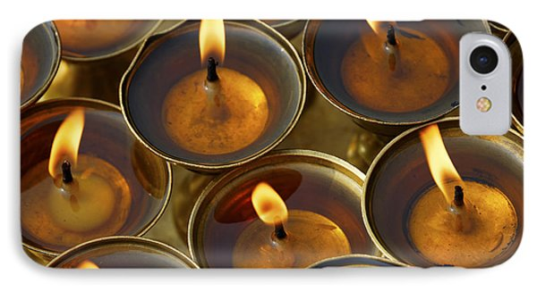 Butter Lamps IPhone Case