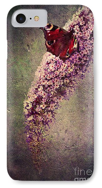 Butterfly Bush IPhone Case