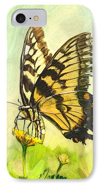 Butterfly Collection IPhone Case