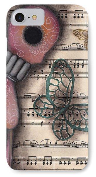 Butterfly Secrets  IPhone Case