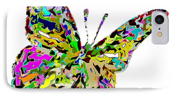 Butterfly Color Flutter IPhone Case