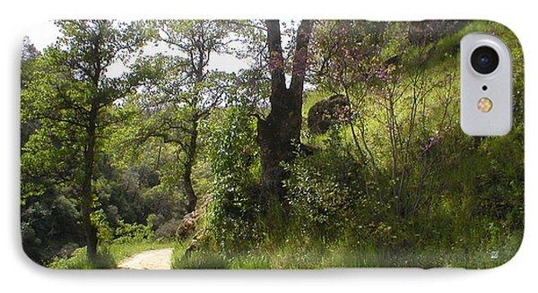 Buttermilk Trail South Yuba IPhone Case