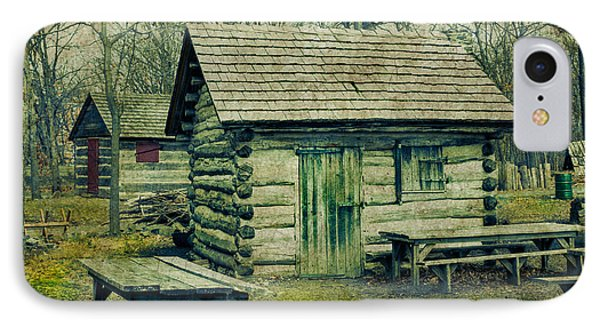 Cabins In The Woods IPhone Case