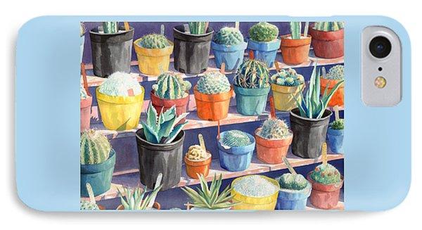 Cacti Chorusline IPhone Case