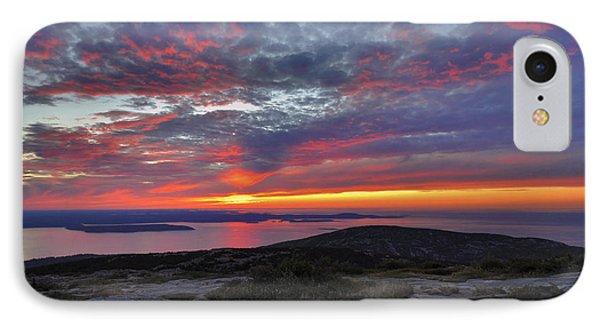 Cadillac Mountain Sunrise 2 IPhone Case
