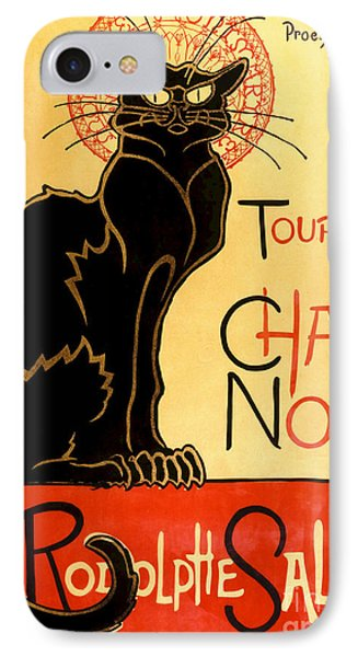 Cafe Poster 1896 IPhone Case