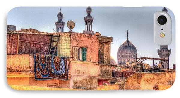 Cairo Skyline IPhone Case