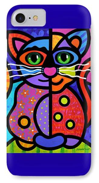 Calico Cat IPhone Case