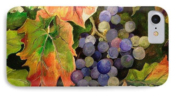 California Vineyards IPhone Case