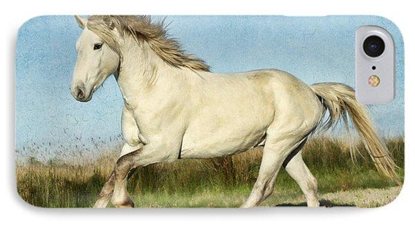 Camargue Stallion IPhone Case