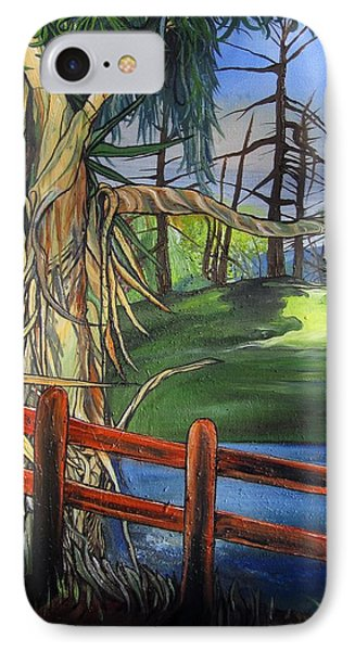 Camino Real Park IPhone Case