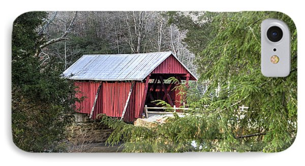 Campbell's Covered Bridge-1 IPhone Case