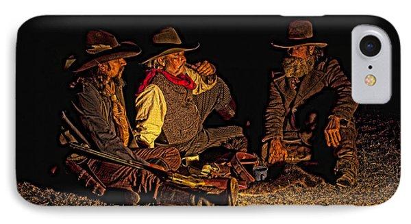 Campfire IPhone Case