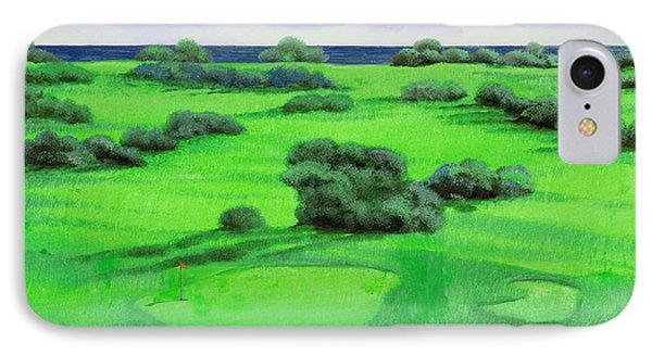 Campo Da Golf IPhone Case