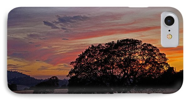 Campo Sunset IPhone Case