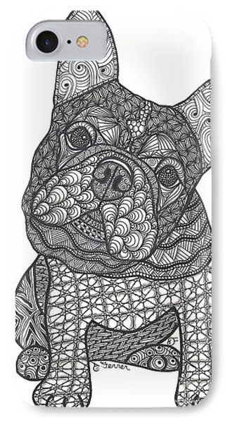 Can We - French Bulldog IPhone Case