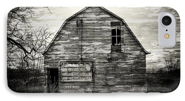Canadian Barn IPhone Case