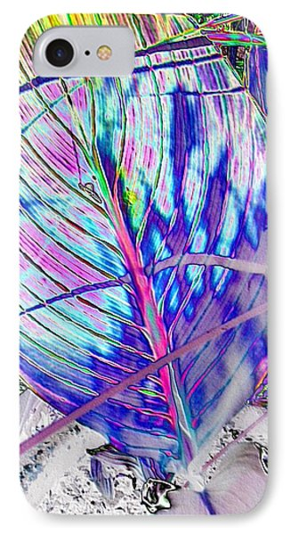 Canna Leaf IPhone Case