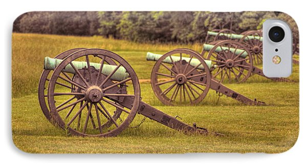 Cannon Row IPhone Case