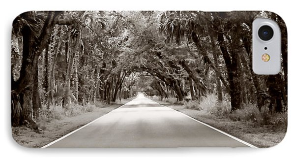 Canopy Of Trees IPhone Case