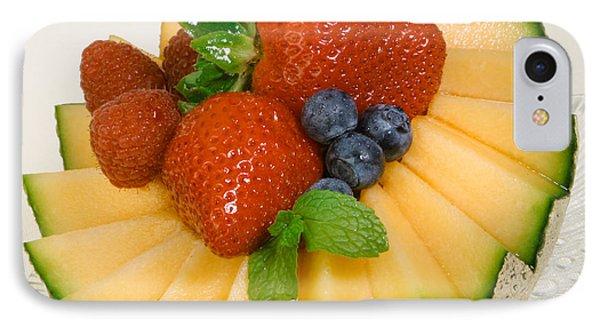 Cantaloupe Breakfast IPhone Case
