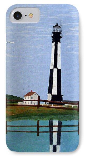 Caoe Henry Lighthouse IPhone Case