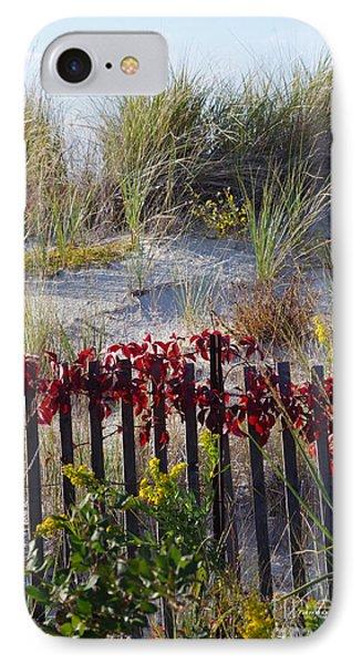 Cape Charles Autumn IPhone Case