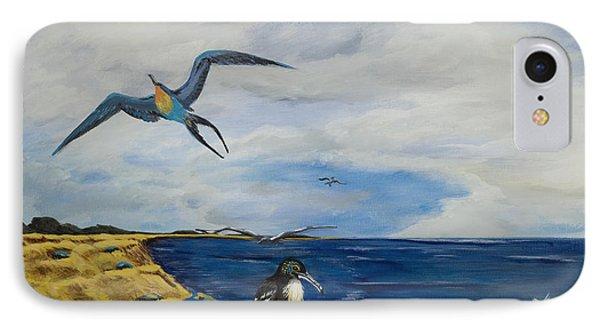 Cape May Gulls IPhone Case