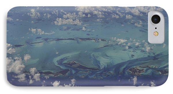 Caribbean Aerial 3 IPhone Case