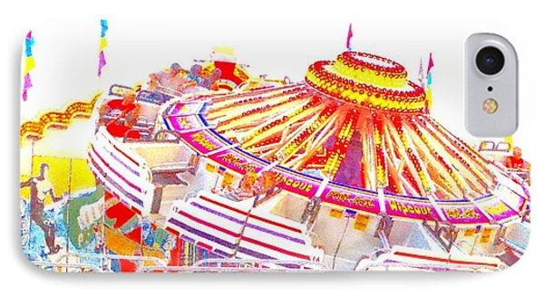 Carnival Sombrero IPhone Case