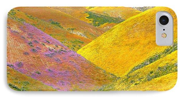 Carrizo Wildflowers IPhone Case