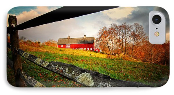 Carter Farm Connecticut IPhone Case